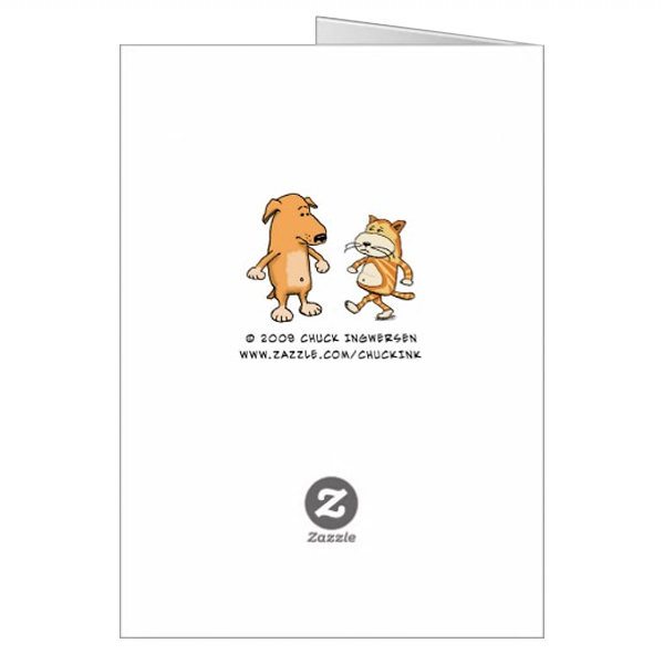 Funny birthday card- Years Whiz By